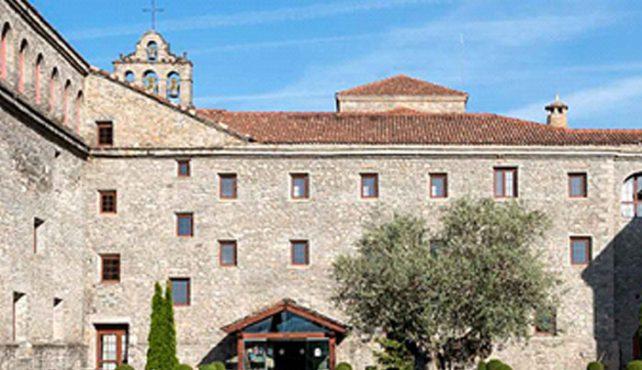 Estancia en el Monasterio de Boltaña. Bienestar
