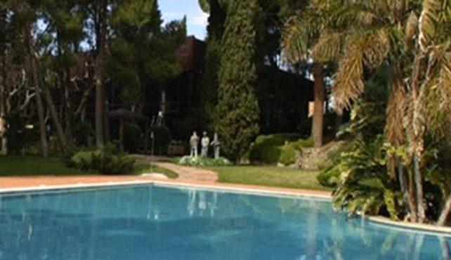 Estancia en el Hotel Termes Montbrió. Bienestar