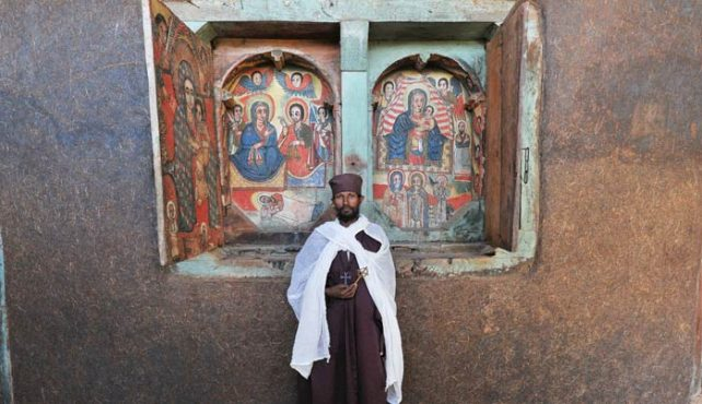 Viaje a Etiopía. Grupo. Timkat