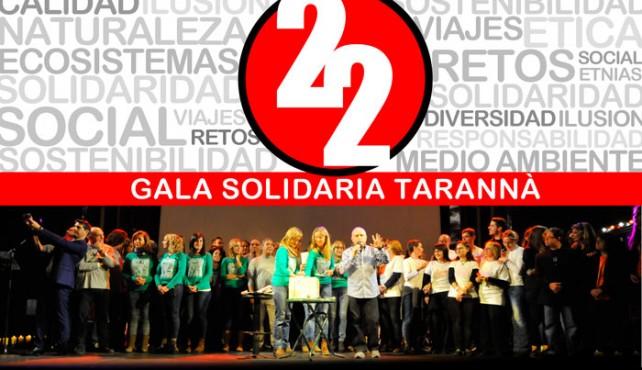 XXII Gala Solidaria Tarannà 2017