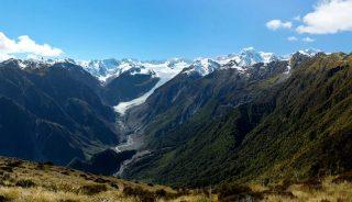 Glaciares franz josef fox Nueva Zelanda