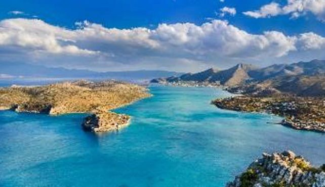 Viaje a Grecia. En Grupo. Creta