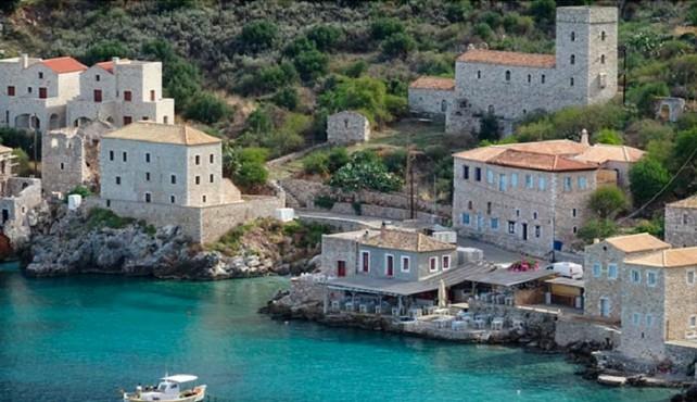 Viaje a Grecia. Grupo Verano. Peloponeso