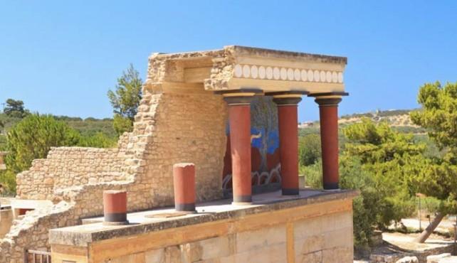 Viaje a Grecia. En familia. Creta