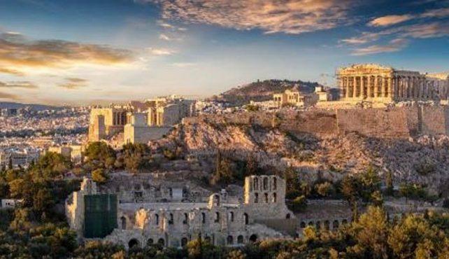 Viaje a Grecia. A medida. Atenas, Milos y Folegrandos
