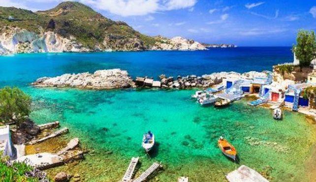 Viaje a Grecia. A medida. Atenas, Milos y Santorini