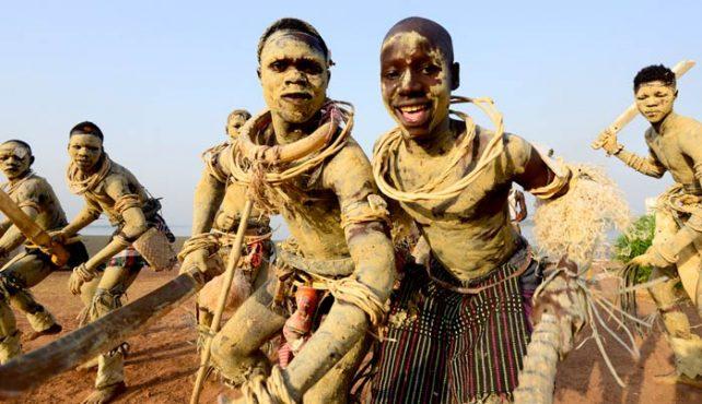 Viaje a Guinea Bissau. Celebración Fanado