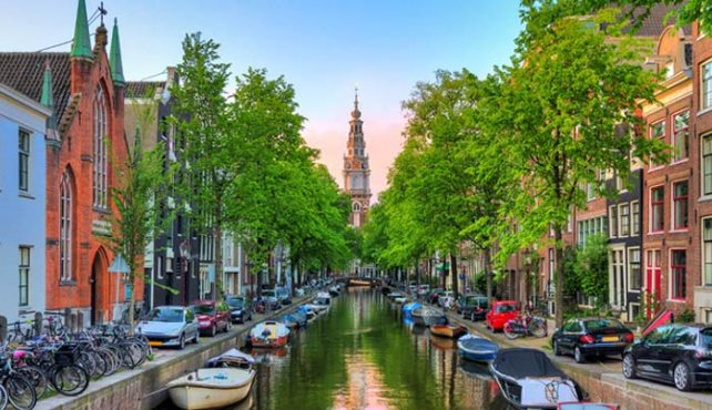 Viaje a Ámsterdam. Puente de diciembre