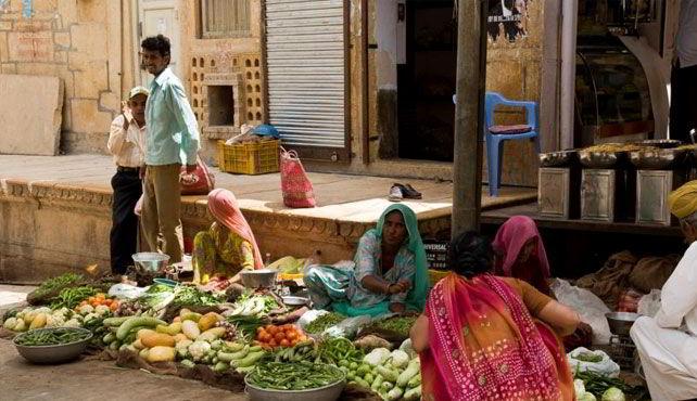 Viaje a India del Norte. Colores y Especias
