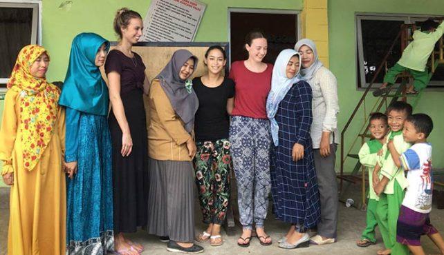 Viaje a Indonesia. Voluntariado en Bali