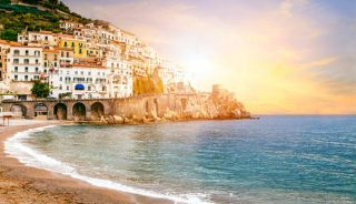 Viaje a Italia. Semana Santa. Nápoles y la Costa Amalfitana