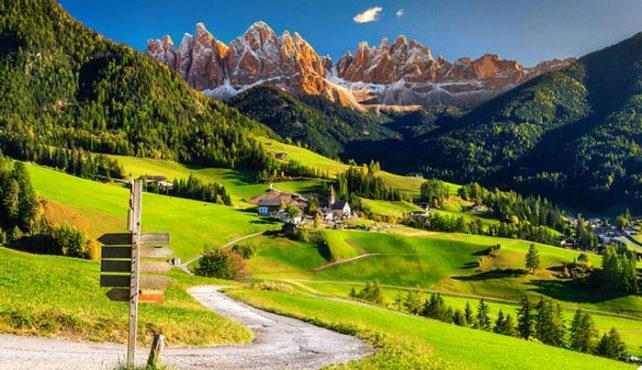 Viaje al Tirol Puente de Diciembre