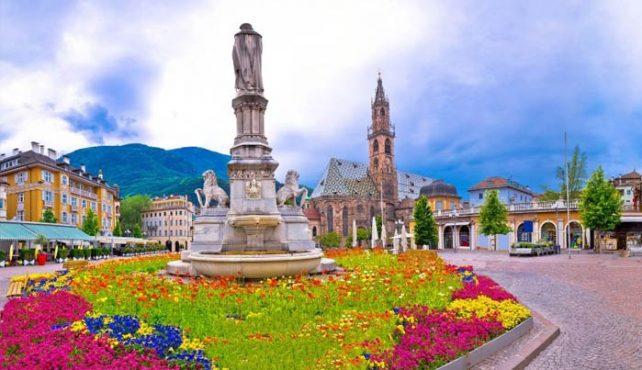 Viaje al Tirol - Bolzano