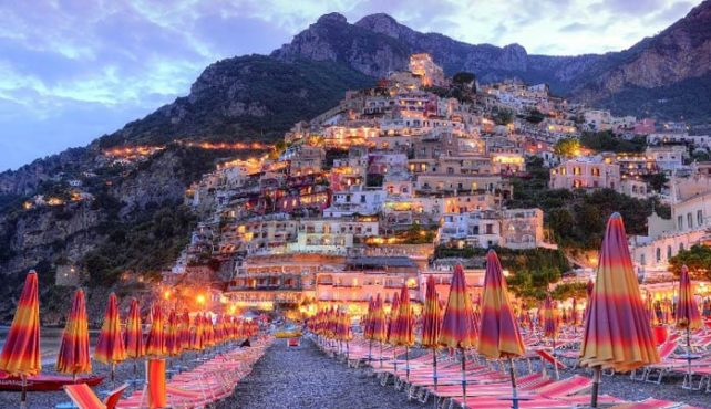 Viaje a Italia. Navidad