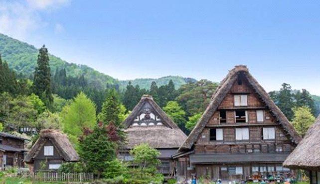 Viaje a Japón. Los alpes japoneses