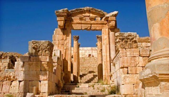 Viaje a Jordania y Emiratos Árabes