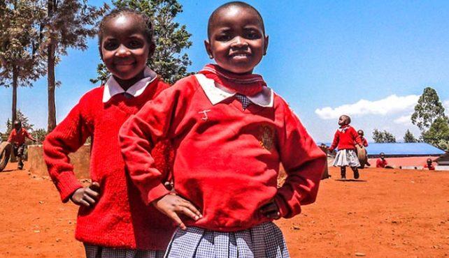 Viaje a Kenia. Voluntariado