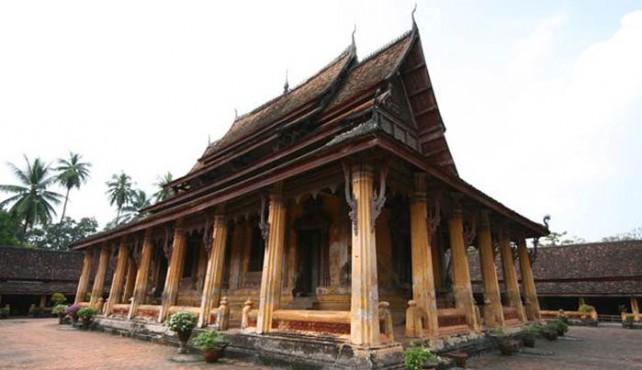 Viaje a Laos. Sur y Centro
