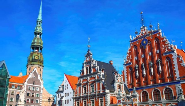 Viaje a Países Bálticos. Joyas del Báltico
