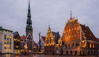 Viaje a Estonia, Letonia y Lituania. Navidad. Singles