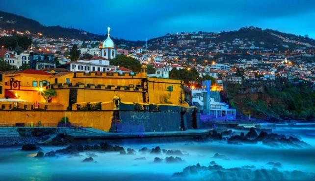 Viaje a Madeira. En familia