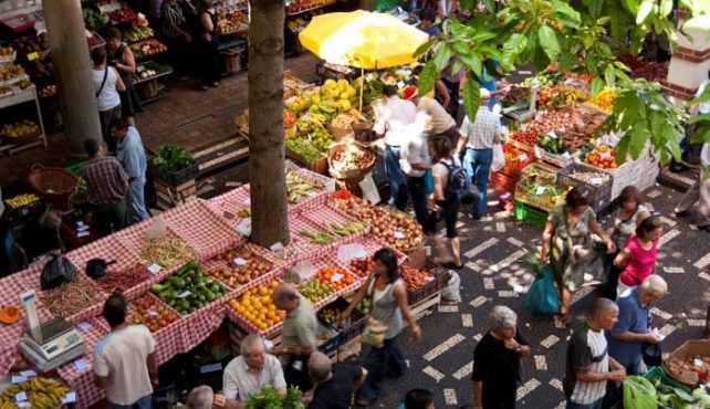 Viaje a Madeira. Grupo Verano