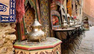 Viaje a Marruecos. Mujeres Antiguo Protectorado
