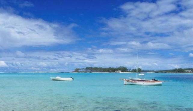 Viaje a Mauricio. En familia