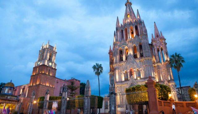 Viaje a México Colonial