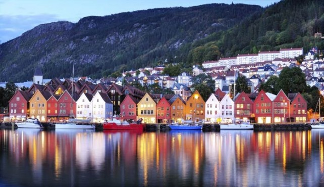 Viaje a Noruega. Joyas de Noruega