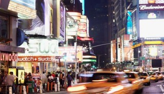 Viaje a Nueva York. Semana Santa. I love New York