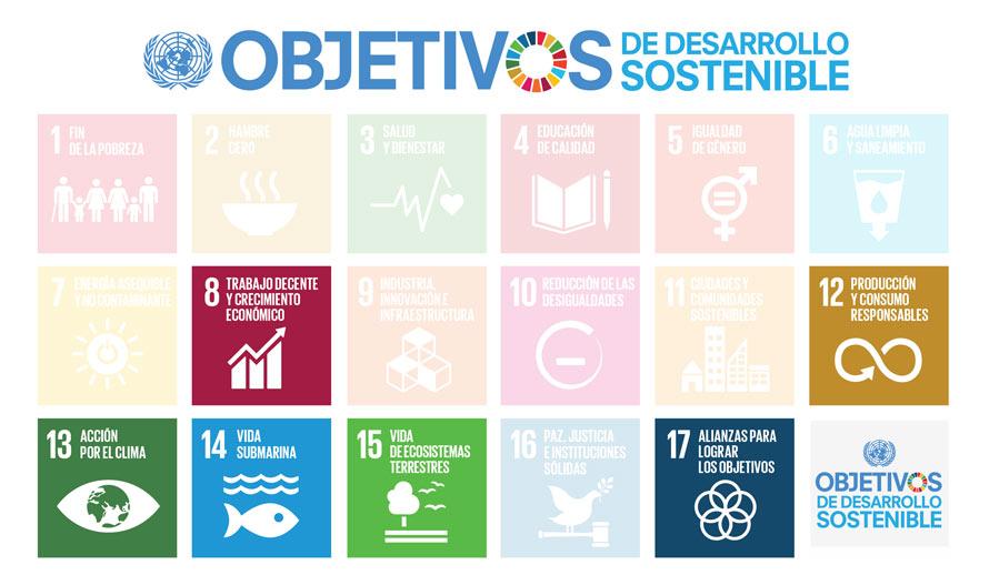 Objetivos de Desarrollo Sostenible y Taranà