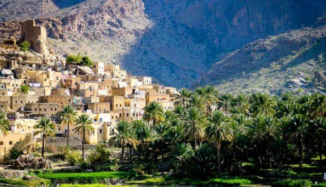 Viaje a Omán. Fly & Drive