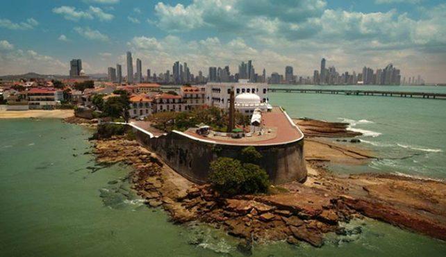 Viaje a Panamá. Grupo verano