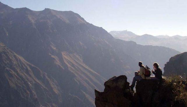 Viaje a Perú. Convivencia en los Andes