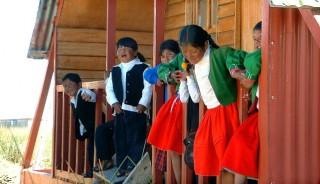Viaje de voluntariado Perú