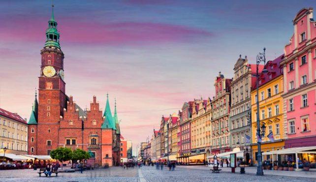 Viaje a Polonia. Semana Santa