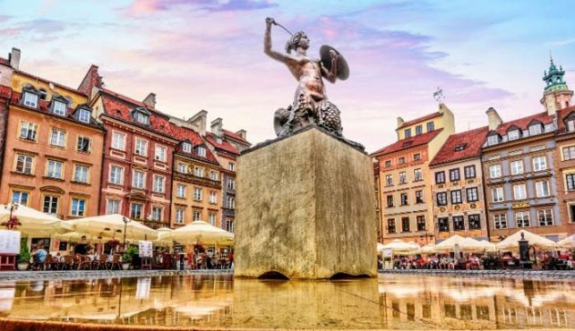Viaje a Polonia. Grupo verano