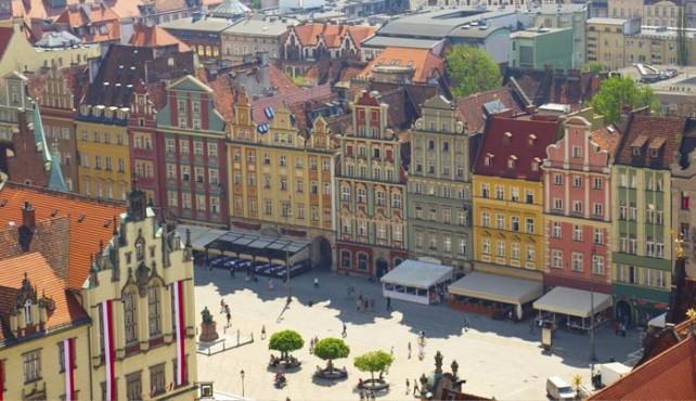 Viaje a Polonia. Joyas de Polonia