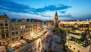 Viaje a Polonia - Cracovia. Navidad