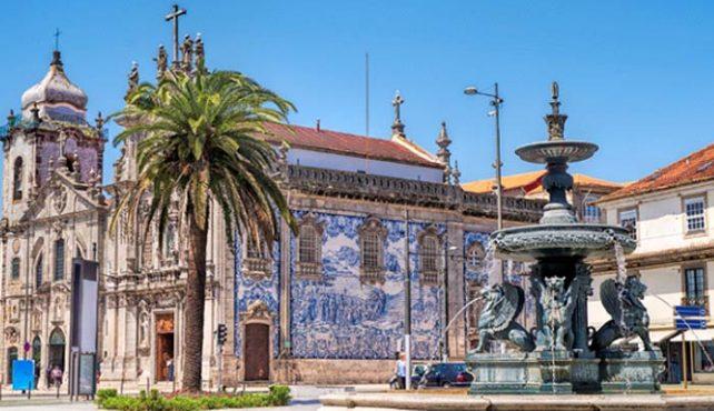 Viaje a Portugal. Semana Santa. Escapada a Oporto