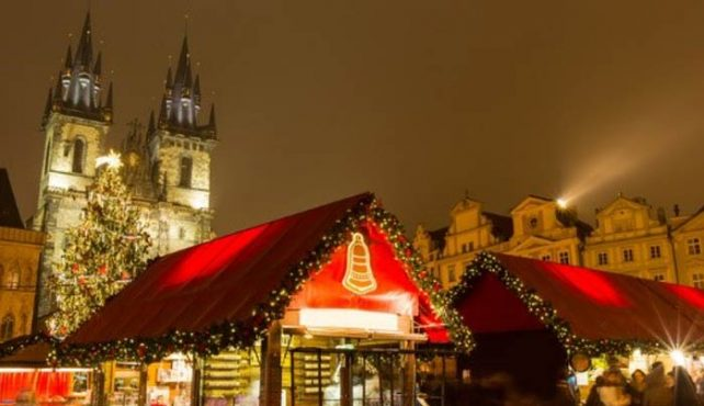 Viaje a Praga Puente de Diciembre