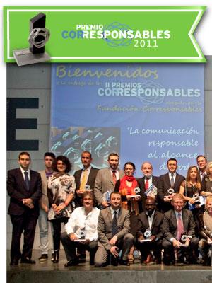 Taranna Premio Corresponsable 2011