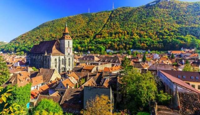 Viaje a Rumania. Grupo Verano. Castillos y Monasterios