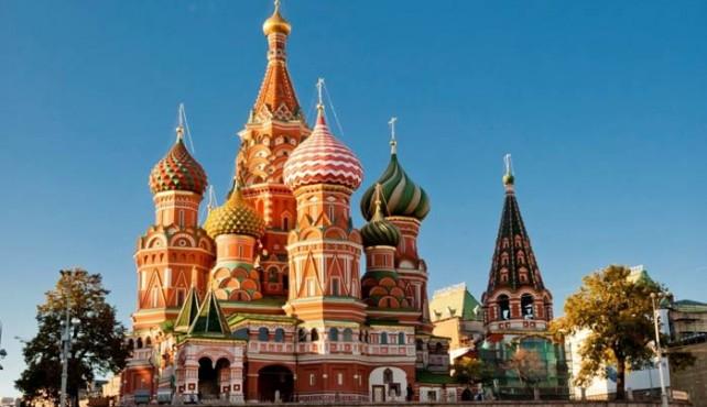 Viaje a Rusia. Semana Santa. Moscú y San Petersburgo