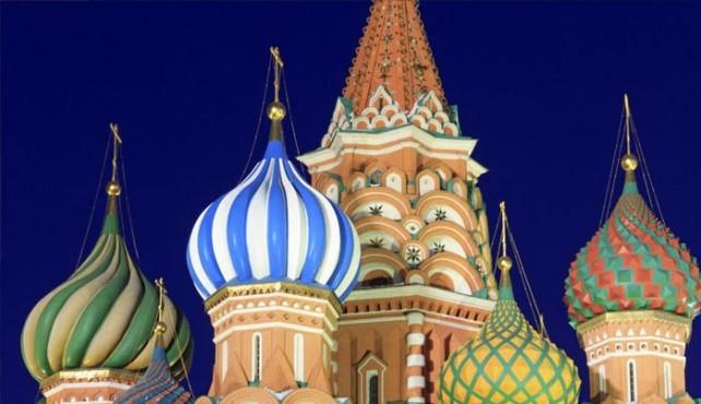 Viaje a Rusia. Joyas de Rusia