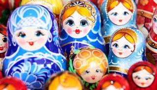 Viaje a Rusia. Capitales rusas