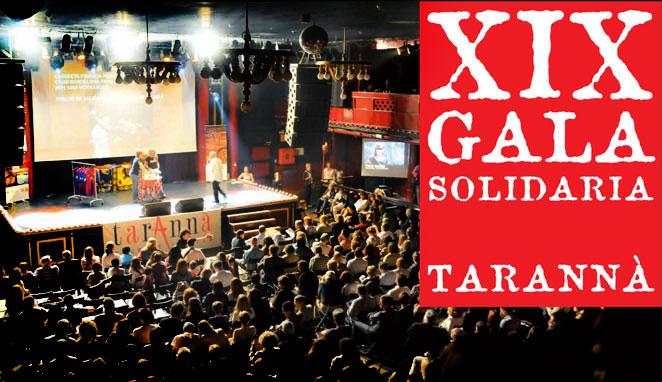 Gala Solidaria Tarannà 2013