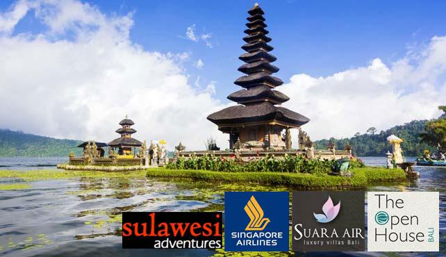 subasta viaje Bali