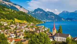 Viaje a Suiza. Semana Santa.